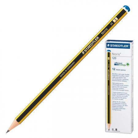 Карандаш графитовый Staedtler 181170 Noris 175 мм карандаш графитовый