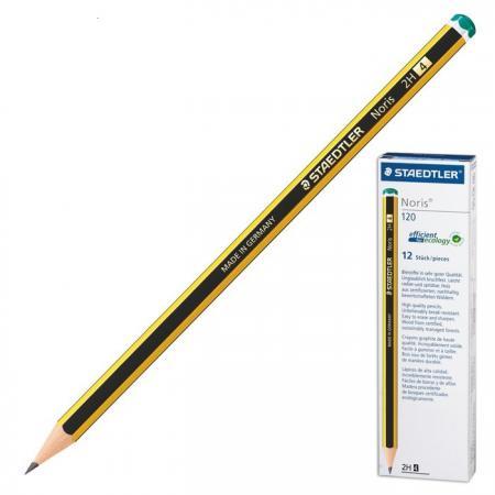 Карандаш графитовый Staedtler 181171 Noris 175 мм карандаш графитовый