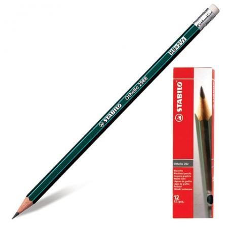 Карандаш графитовый Stabilo 181095 Othello 188 мм карандаш графитовый