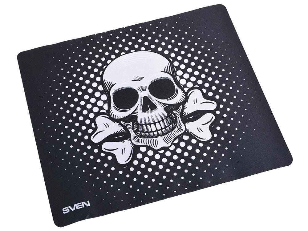 Коврик игровой для мыши SVEN MP-GF2M, ткань + резина,320 ? 270 ? 3мм цена и фото