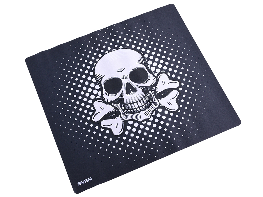 Коврик игровой для мыши SVEN MP-GF2L, ткань + резина, 450 ? 400 ? 3мм цена и фото