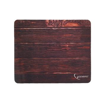 Коврик для мыши Gembird MP-WOOD, рисунок дерево, размеры 220*180*1мм, полиэстер+резина коврик для мыши gembird mp game23 рисунок survarium размеры 250 200 3мм ткань резина оверлок