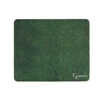 Коврик для мыши Gembird MP-GRASS, рисунок трава, размеры 220*180*1мм, полиэстер+резина коврик для мыши gembird mp game23 рисунок survarium размеры 250 200 3мм ткань резина оверлок