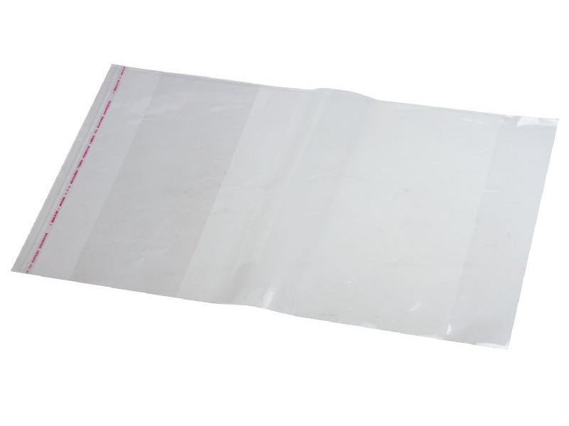 Обложка ПП для учебника Петерсон, универсальная, прозрачная, клейкий край, 80 мкм, 270х450 мм фортуна обложка для учебника