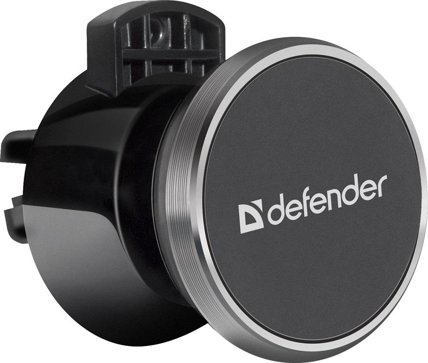 Автомобильный держатель Defender CH-128 магнит, решетка вентиляции автомобильный держатель defender ch 106 360° для смартфонов черный 29106