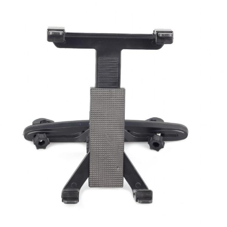 Автомобильный держатель для планшета Gembird TA-CH-002 на подголовник, для планшетов 8-12 сканер 002 автомобильный диагностический bluetooth 327 b