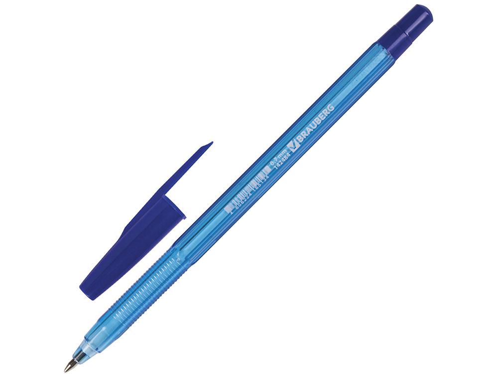 Ручка шариковая масляная BRAUBERG