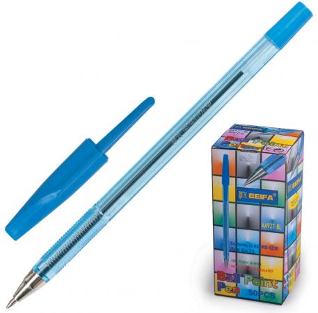 Ручка шариковая BEIFA Ручка шариковая синий 0.5 мм ручка вартнер