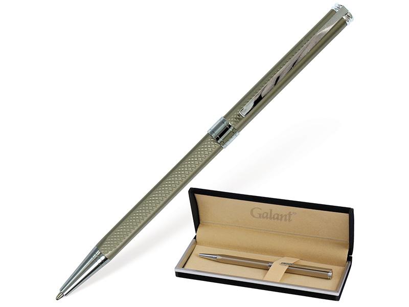 Шариковая ручка GALANT Stiletto Chrome синий 0.7 мм шариковая ручка cross century classic lustrous chrome mblack 3502