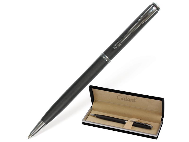 Шариковая ручка GALANT Arrow Chrome Grey синий 0.7 мм шариковая ручка cross century classic lustrous chrome mblack 3502