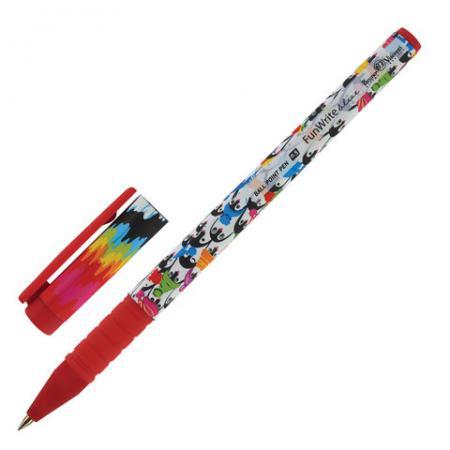 Ручка шариковая шариковая Bruno Visconti Северное сияние синий 0.3 мм ежедневник bruno visconti egapolis flex фиолетовый 272с ф а5 3 531 19