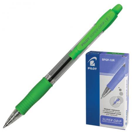 Ручка шариковая масляная автоматическая Pilot Super Grip синий 0.32 мм 141857 ручка шариковая масляная автоматическая brauberg fruity rg 142655 синий 0 35 мм