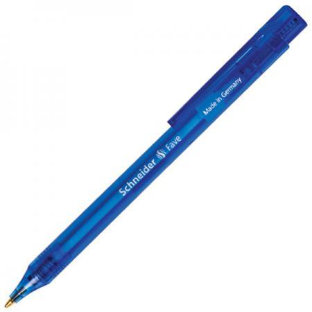 Шариковая ручка автоматическая SCHNEIDER Ручка шариковая автоматическая синий 0.5 мм 142742 шариковая ручка автоматическая action fancy разноцветный fbp201 10 8