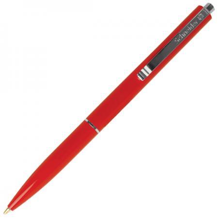 Шариковая ручка автоматическая SCHNEIDER Ручка шариковая автоматическая красный 0.5 мм 141214 шариковая ручка автоматическая action fancy разноцветный fbp201 10 8