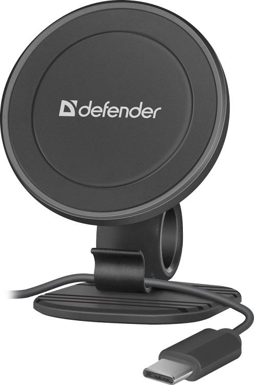 Автомобильный держатель Defender CH-115+ 360°,магнит,на панель,п/кабель цена