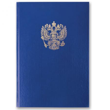 Книга учета BRAUBERG Книга учета A4 96 листов 130141