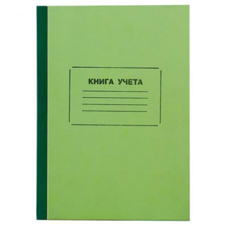 Фото - Книга учета STAFF Книга учета A4 120 листов 130063 книга