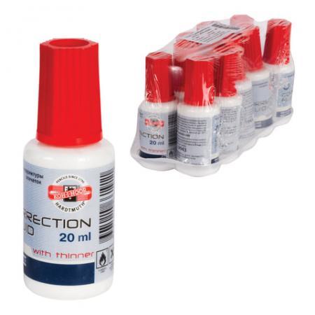 цена на Корректирующая жидкость Koh-i-Noor Корректирующая жидкость 20 мл 226616