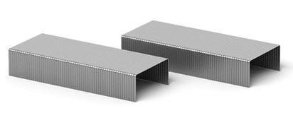 Скобы для степлера Erich Krause № 24/6 1000 шт 222348 скобы bosch для строительного степлера тип t53 6 мм 1000 шт