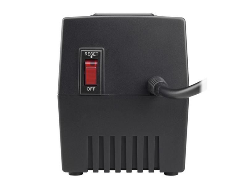 Стабилизатор напряжения APC Line-R LS1000-RS 3 розетки 1 м черный стабилизатор apc line r 600 le600i