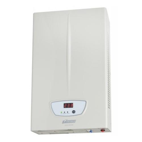 цена на Стабилизатор напряжения Powerman AVS 5000S белый