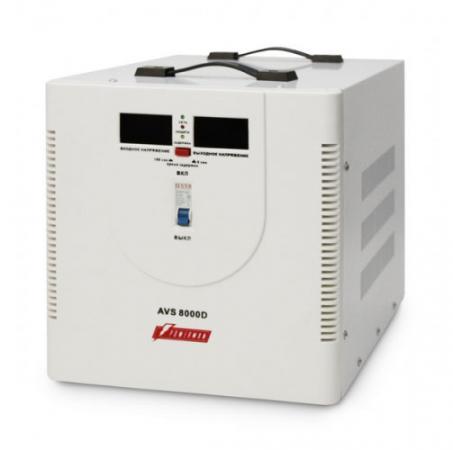 Стабилизатор напряжения Powerman AVS 8000D ибп стабилизатор powerman avs 1000m