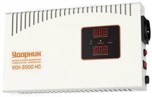 Стабилизатор напряжения УДАРНИК УСН 2000 НС 2000ВА 140-260В настенный все цены