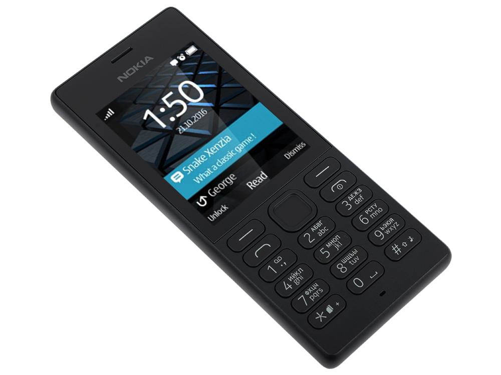 Мобильный телефон NOKIA 150 DS Black 2.4