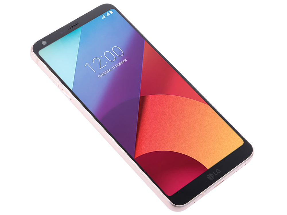 Смартфон LG H870S G6 Gold Qualcomm Snapdragon 821 (2.35+1.6)/32 Gb/4 Gb/5.7 (2880x1440)/DualSim/3G/4G/BT/Android 7.0 смартфон meizu m6т 32gb m811h blue mediatek mt6750 1 5 32 gb 3 gb 5 7 1440x720 dualsim 3g 4g bt android 7 0