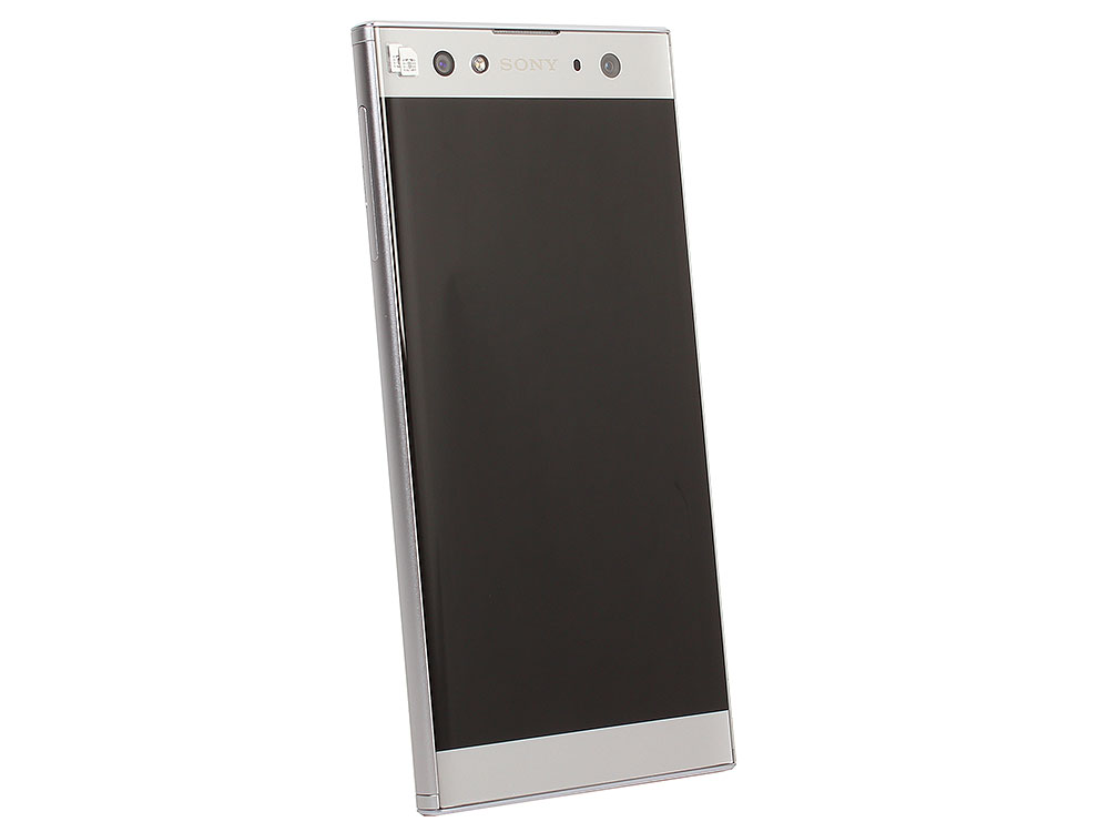 Смартфон Sony Xperia XA2 Ultra Dual (H4213) Silver Snapdragon 630 (2.2)/4GB/32GB/6 (1920x1080)/3G/4G LTE/23Mp,16Mp+8Mp Cam/BT/Android 8.0 (1312-7475) смартфон bq 5700l space x black qualcomm snapdragon 430 1 4 3gb 32gb 5 7 1440х720 ips 2sim 4g lte fpr 16mp 20 8mp cam android 7 1