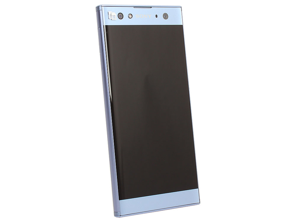 Смартфон Sony Xperia XA2 Ultra Dual (H4213) Blue Snapdragon 630 (2.2)/4GB/32GB/6 (1920x1080)/3G/4G LTE/23Mp,16Mp+8Mp Cam/BT/Android 8.0 (1312-7476) panasonic rp nj300bgcw white