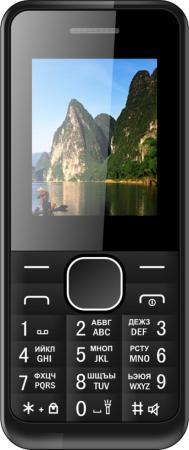 Мобильный телефон Irbis SF06 черный 1.77