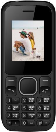 Мобильный телефон Irbis SF02 Black 32MB / 1.77