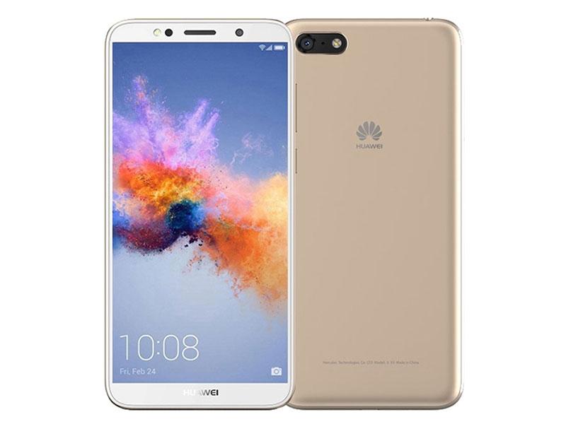 Смартфон Huawei Y5 2018 Prime золотистый 5 16 Гб LTE Wi-Fi GPS 3G DRA-LX2 смартфон nokia 5 ds медный 5 2 16 гб lte wi fi gps