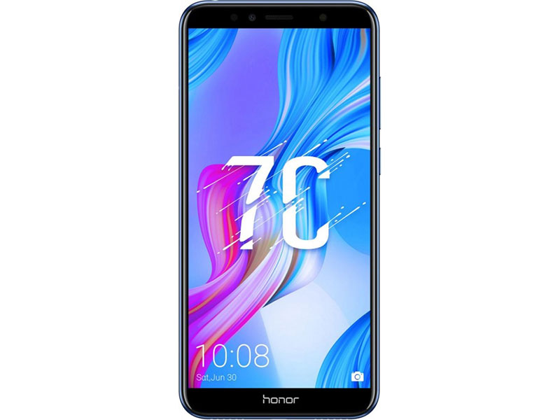 Смартфон HONOR 7С Blue Snapdragon 430(1.4GHz)/3GB/32GB/5.7