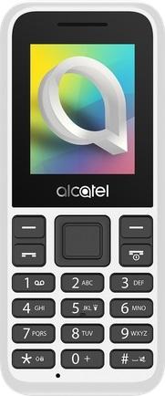 Мобильный телефон Alcatel OneTouch 1066D White 1.8 (160x128)/DualSim/microSD мобильный телефон alcatel 1054d белый 1054d 3balru1