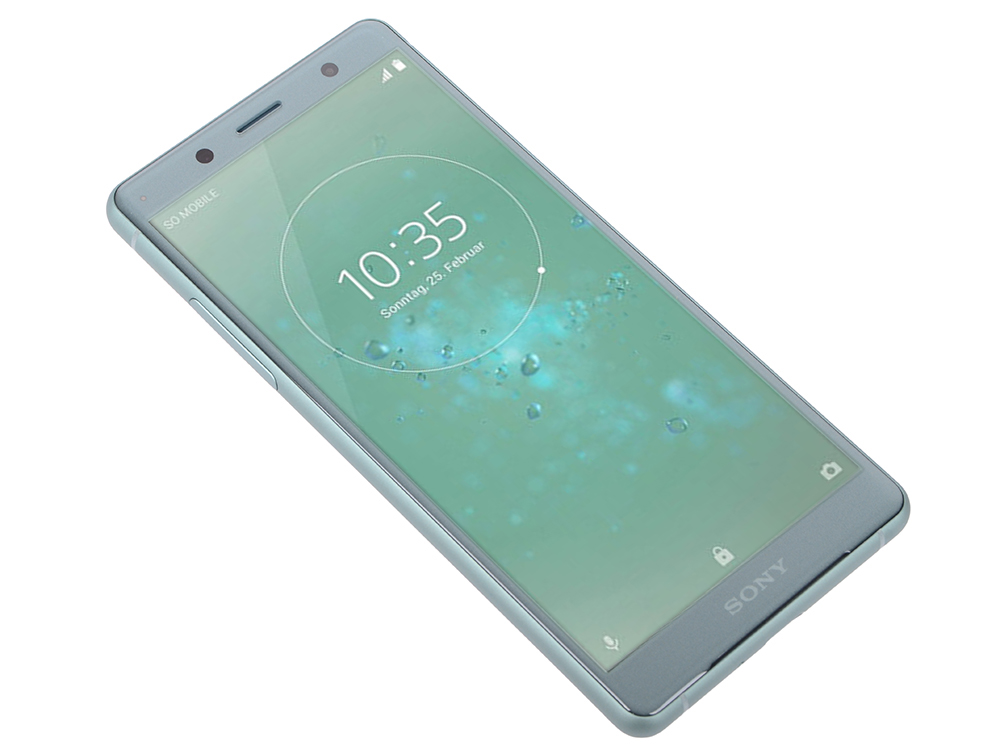 Смартфон Sony Xperia XZ2 Compact (H8324) Moss Green Qualcomm Snapdragon 845/4Гб/64 Гб/5 (2160x1080)/3G/4G/BT/Android 8.0 смартфон xiaomi mi a2 gold mia2gb64gld qualcomm snapdragon 660 2 0 4gb 64gb 5 99 2160x1080 ips 12mp 20mp 20mp 2sim 3g 4g lte irda gps android 8 1