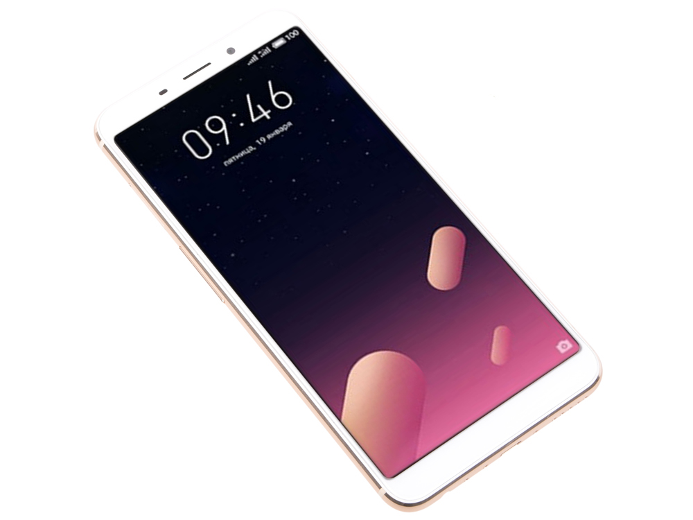Смартфон Meizu M6s 32Gb Gold Samsung Exynos 7872 (2.0)/32 Gb/3 Gb/5.7 (1440x720)/DualSim/3G/4G/BT/Android 7.1 sharp a1 fs8002 5 5 inch 4g 32gb smartphone gold