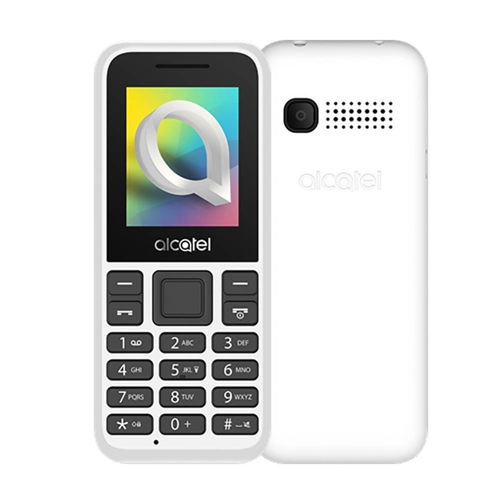 Мобильный телефон Alcatel 1066D Warm White 4 Mb/4 Mb/1.8 (128 x 160)/DualSim/noLTE/noNFC/noBT мобильный телефон alcatel 1066d black