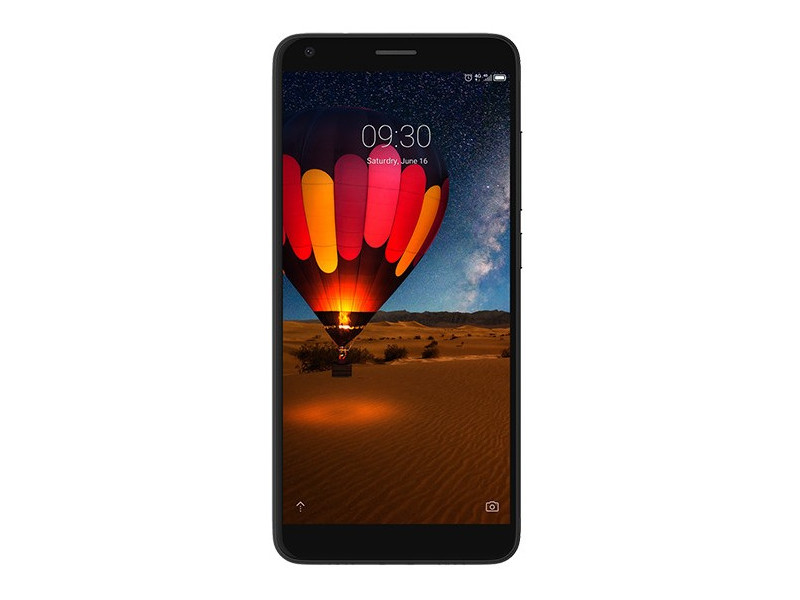 Смартфон ZTE Blade V9 (2+16) VITA Black Qualcomm Snapdragon 435 (1.4)/32 Gb/2 Gb/5,45 (1440x720)/DualSim/3G/4G/BT/Android 8,1 смартфон xiaomi mi 8 64 black qualcomm snapdragon 845 2 8 1 7 64 gb 6 gb 6 21 2248x1080 dualsim 3g 4g bt android 8 1