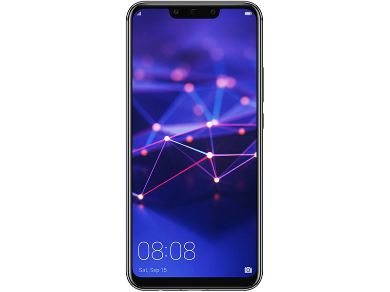 Смартфон Huawei Mate 20 Lite Black HiSilicon Kirin 710 (2.2+1.7)/64 GB/4 Gb/6.3 (2340x1080)/DualSim/3G/4G/BT/Android 8.1 huawei p20 lite 64gb 4g pink смартфон