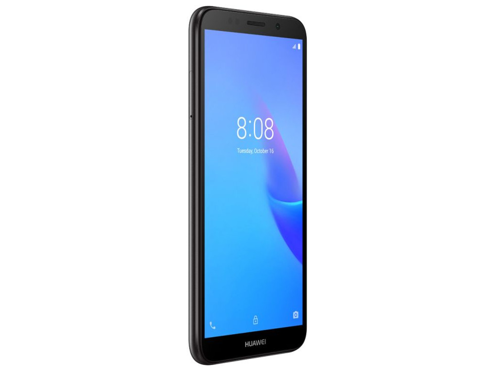 Смартфон Huawei Y5 2018 Lite (Black) MediaTek MT6739 (1.5) / 1GB / 16GB / 5.45 1440x720 IPS / 2Sim / 3G / 4G LTE / 8Mp, 5Mp / Android 8.1 смартфон doogee x60 matte black mediatek mt6580m 1 3 1gb 8gb 5 5 960x480 ips 8mp 5mp 5mp 2sim 3g android 7 1