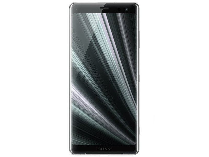 Смартфон Sony Xperia XZ3 (H9436) (White Silver) Qualcomm Snapdragon 845 (2.8) / 4GB / 64GB / 6 2880x1440 OLED / 3G / 4G LTE / 19Mp, 13 Mp / Android 9.0 смартфон xiaomi mi a2 blue mia2gb64blu qualcomm snapdragon 660 2 0 4gb 64gb 5 99 2160x1080 ips 12mp 20mp 20mp 2sim 3g 4g lte irda gps android 8 1