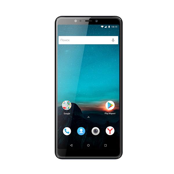 Смартфон BQ-6016L Mercury Золотой MediaTek MT6739 (1.3)/16 Gb/2 Gb/6 (1440x720)/DualSim/3G/4G/BT/Android 8.1