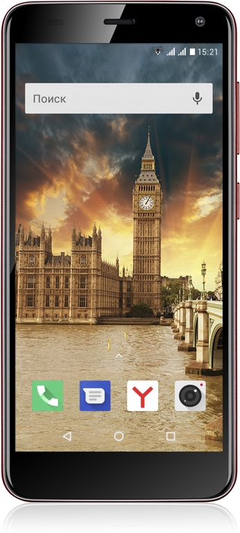 Смартфон Fly Life Compact 4G Red Spreadtrum SC9832 (1.3)/8 Gb/1 Gb/4.95 (960x480)/DualSim/3G/4G/BT/Android 8.1 смартфон prestigio muze e7 lte ippsp7512duored spreadtrum sc9832 1 3 1gb 8gb 5 5 1280x640 ips 2 5d dual sim 3g 4g lte 8 0mp 2 0mp fpr android 7 0 red