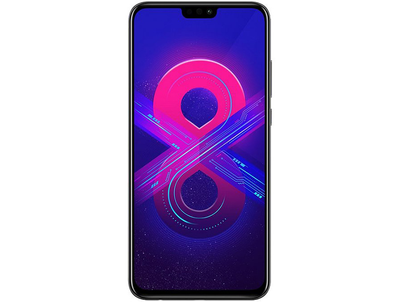 Смартфон Honor 8X 64Gb (JSN-L21) Black Kirin 710 (2.2)/64 Gb/4 Gb/6.5 (2340x1080)/DualSim/3G/4G/BT/Android 8.1 смартфон xiaomi mi 8 64 black qualcomm snapdragon 845 2 8 1 7 64 gb 6 gb 6 21 2248x1080 dualsim 3g 4g bt android 8 1
