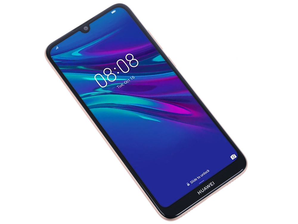 купить Смартфон Huawei Y6 2019 (Amber Brown) MediaTek Helio A22 (2.0) / 2GB / 32GB / 6.1