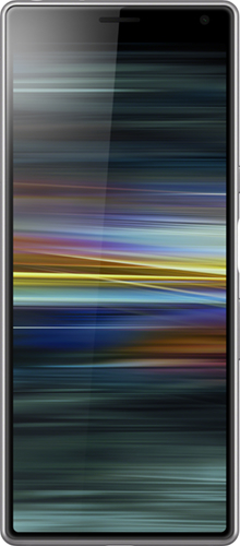 "Смартфон Sony Xperia 10 DS (I4113) Silver SD630/3Гб/64 Гб/6"" (FHD+/21:9)/3G/4G/BT/Android 9.0"