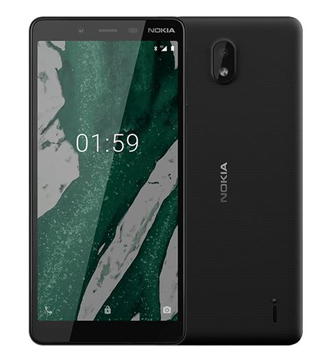 Смартфон Nokia 1 PLUS DS TA-1130 Black