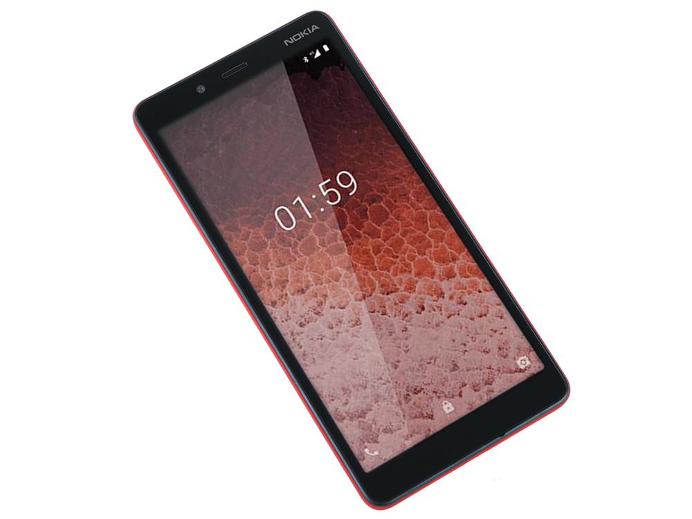 Смартфон Nokia 1 PLUS DS TA-1130 Red